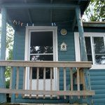 Front of Cabin #8