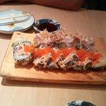 Tuna and House roll