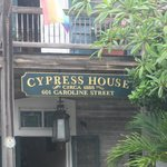 We loved Cypress House!