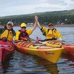 Grand Marais kayaking
