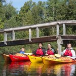 Family kayak trips in Grand Marais