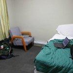 cama e poltrona