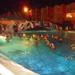 Poolgame and Party