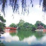 Place to visit - Hoan Kiem Lake