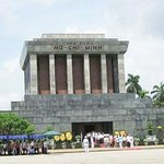 Place to visit - Ho Chi Minh Mausoleum