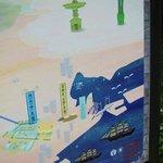 横浜水道みち・・・ルートサイン4長い旅をして最終野毛山へ