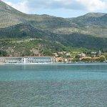 Bucht von Slano mit Hotel