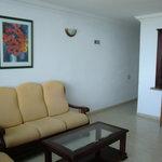 Living Area from doorway