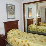 Bedroom Showing Wardrobes