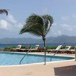 amazing pool with a wonderful breeze