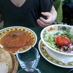 Ossobuco e insalatona
