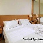 Habitacion Apartamentos Confort Playafels