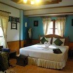 La chambre en bungalow