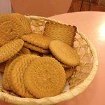 Biscoito Maria Russo (tinha no Café da manhã do hotel)