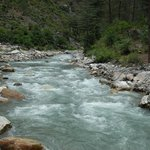 The Tirthan River