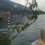 Wonderful location to watch the lake