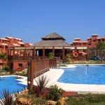 Algunas de las Piscinas Exteriores de Albayt Resort