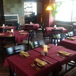 Our remodeled dining room is ready for you to enjoy!