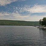 Keuka Lake - tranquility