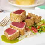 Coriander Seared Tuna