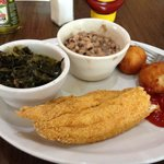 Catfish at Funcher's