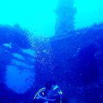 @ Molas Shipwreck