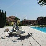 piscina e relais