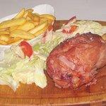 La planche du Chef :  Jambonneau(+400g)15,90 €