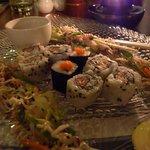 Sushi avant