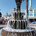 Fuente del Hollywood Boulevard