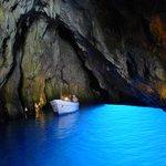 Palinuro藍洞
