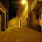 Pollica的街道