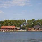 logies and watersports center