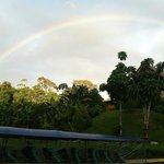 best or rainbow over Yarina