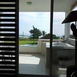 Salida a balcón(terraza)