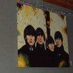 George, John, Ringo & Paul share your dining experience.