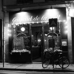 At night in Le Marais