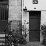 Typical Paris in Saint Germain