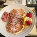 Lemon Ricotta Hotcakes!