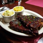 Our Famous St. Louis Style BBQ Ribs!