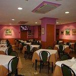 Comedor del Hotel Ramiro I **