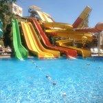 amazing aqua park