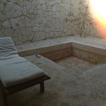 Our Bathtub...outside but private
