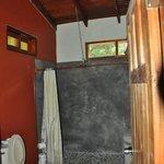 Wood & stone lovely bathrooms