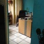 Oficinas y recepción