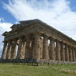 One of the temples at Paestum