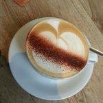 coffee at Elliott's