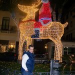 Christmas In Sorrento At Tasso Square.