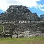 Xunantunich Pyramid