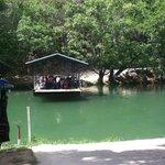 Ferry to Xunantunich